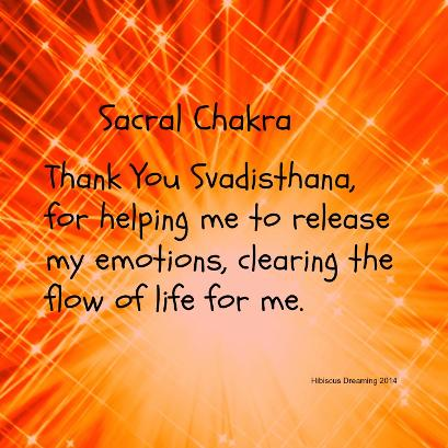 sacral chakra, affirmation, prayer, meditation, healing, relaxation, chakra, colour,  peace, calm